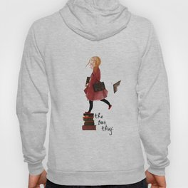 "Homage to ""The Book Thief"" Hoody"