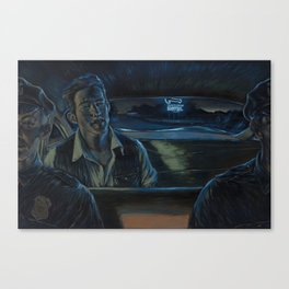 Last Call Canvas Print