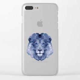 Lionhead Clear iPhone Case