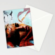 memories of sadness Stationery Cards