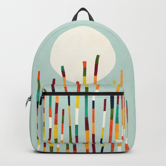 Bamboo Forest Backpack