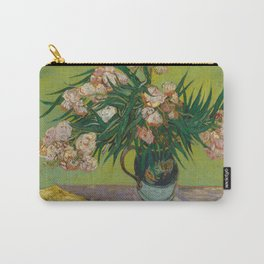 Vincent van Gogh - Oleanders Carry-All Pouch