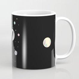 Energetic - Full Moon Illustration Coffee Mug