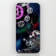 Doomtrain Diablos iPhone & iPod Skin
