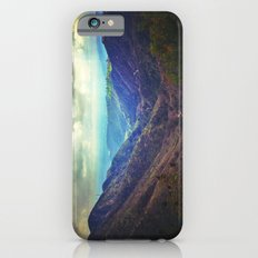 Upon the hill iPhone 6s Slim Case