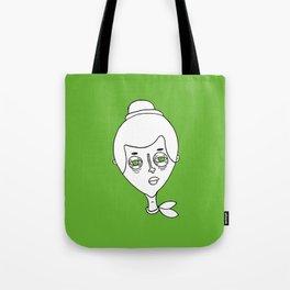 faces 01 Tote Bag