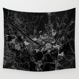 Seoul Wall Tapestry