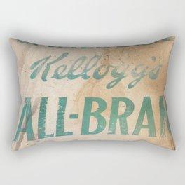 All-Bran Rectangular Pillow