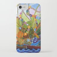 happiness iPhone & iPod Cases featuring Happiness by Vargamari