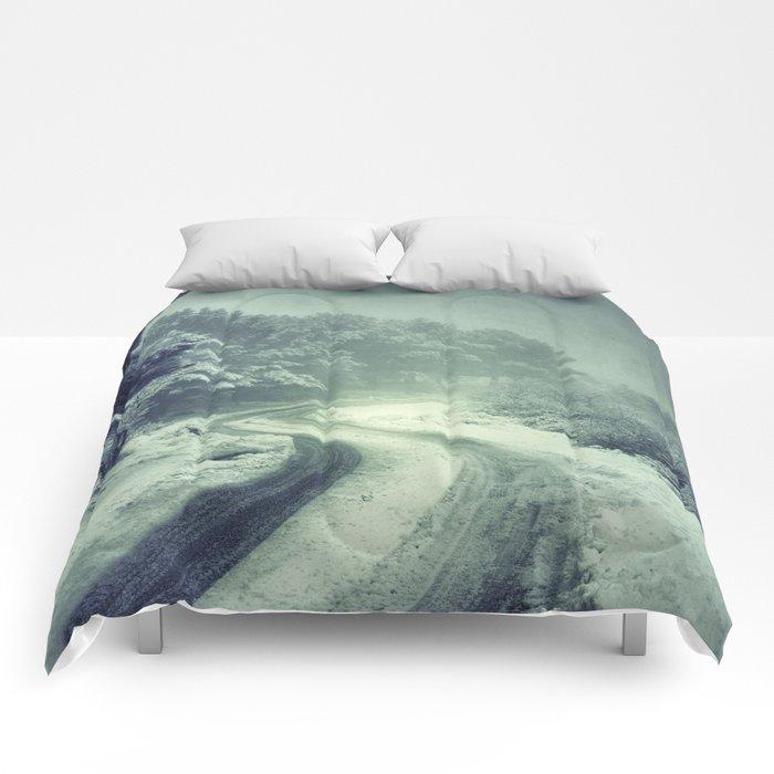 Wandering..... Comforters