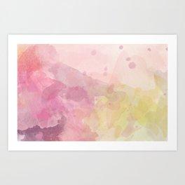 Thunder Clatter Art Print