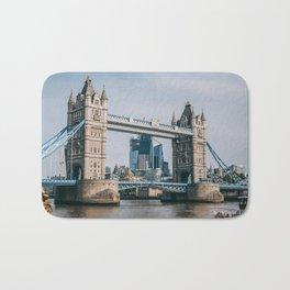 London, England 20 Bath Mat