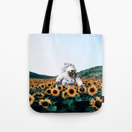 discovering you, discovering me. Tote Bag