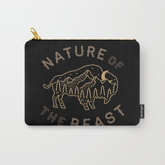 Nature of the Beast Carry-All Pouch