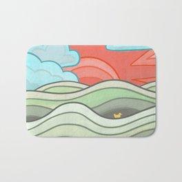 Ducky's Travels: Sun Bath Mat
