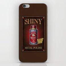 Vintage Shiny! iPhone & iPod Skin