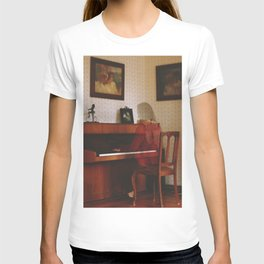 Piano lesson T-shirt