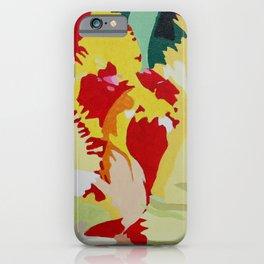 Parrot Tulip iPhone Case
