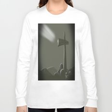 Inspired Cross Long Sleeve T-shirt