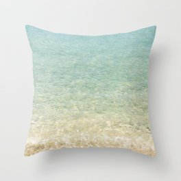 Ölüdeniz – modern Photography, wall art print Throw Pillow