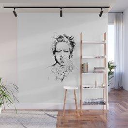 Amanda Wall Mural