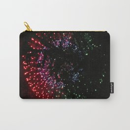 Fire Flower Fireworks Carry-All Pouch