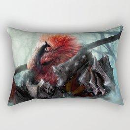 Reaper Vulture Rectangular Pillow
