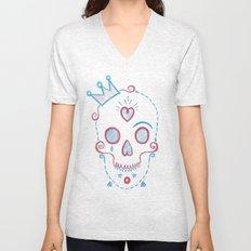Skull Kids Unisex V-Neck