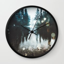 Dreaming of PNW Wall Clock