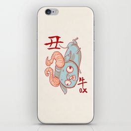 Year of the Ox iPhone Skin