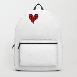 Loved John 3 16 True Love Valentine's Day Backpack