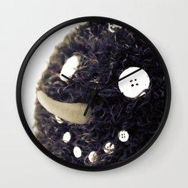 Mr Snow Man Wall Clock