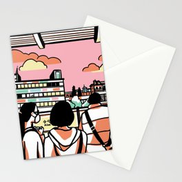 Shilin Station Stationery Cards