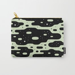 Space Blobs Carry-All Pouch