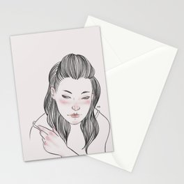 Are you gonna break my heart? Stationery Cards