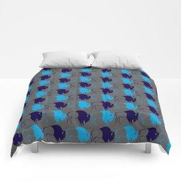 Blue Buffalo Nation Comforters