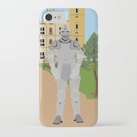 knight iPhone & iPod Cases featuring Knight by Design4u Studio