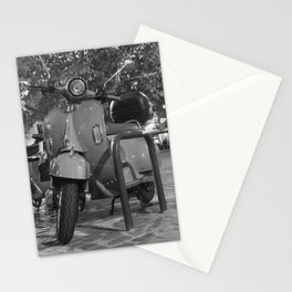 Vintage Scooter Bike Stationery Cards