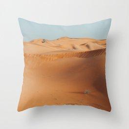 Sand6 Throw Pillow