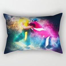 Football Tackle Rectangular Pillow