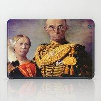 gothic iPad Cases featuring European Gothic by Ganech joe