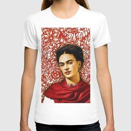 Frida Kahlo 2 T-shirt