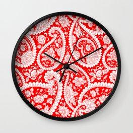 Seamless Art - 9 Wall Clock