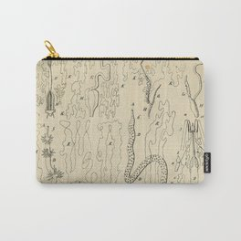 Microscopic Biology Carry-All Pouch