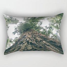 California Redwoods Rectangular Pillow