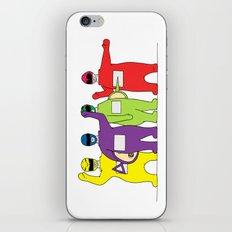 Cosplay iPhone & iPod Skin