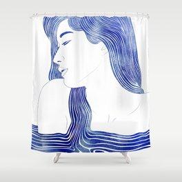 Dero Shower Curtain
