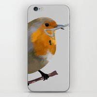 key iPhone & iPod Skins featuring Key by Janko Illustration