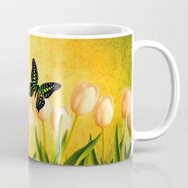 In the Butterfly Garden Coffee Mug