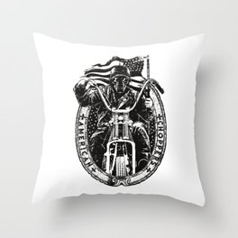 American Choppers, bikers gift Throw Pillow